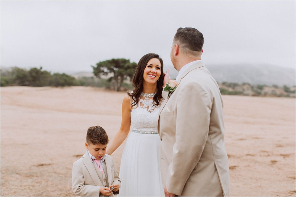 Vasquez Rocks Intimate Wedding & Elopement Photography -