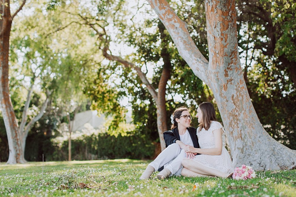 Beverly Hills Courthouse Elopement