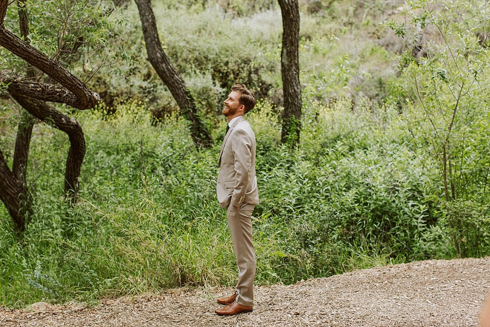 The 1909 Topanga Canyon Wedding