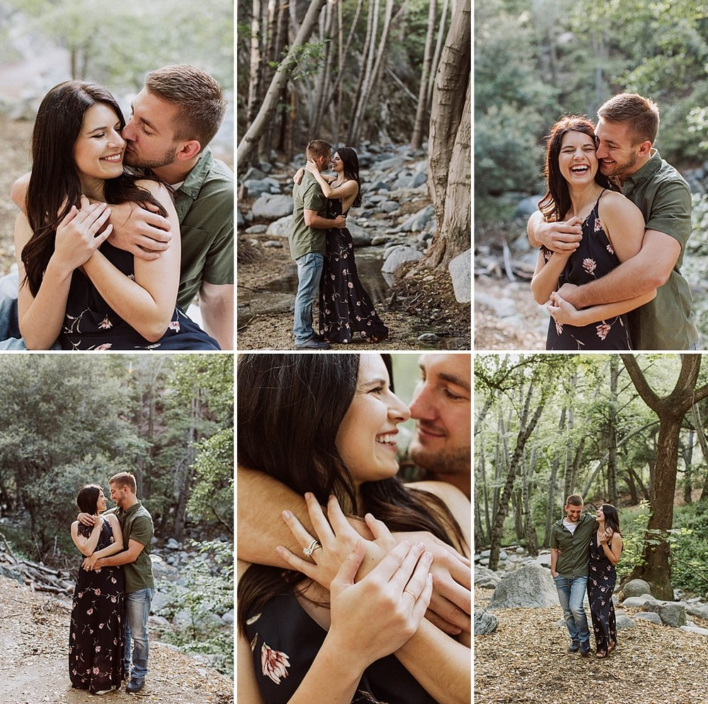 Angels Crest Forest Engagement