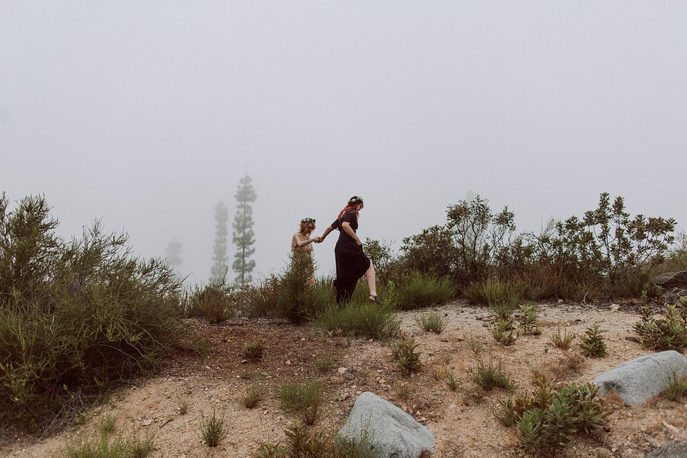 Angeles Crest National Forest Engagement