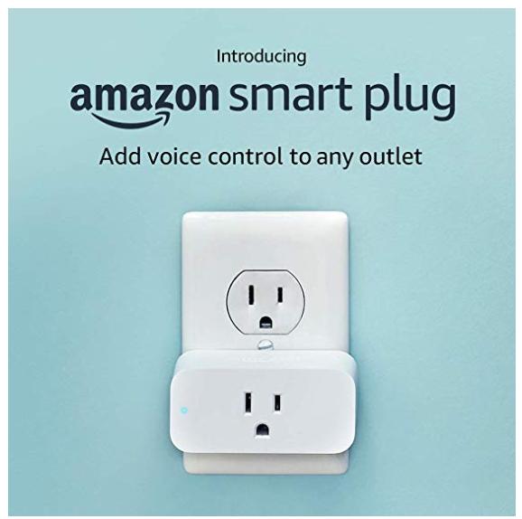 Amazon Smart Plug -