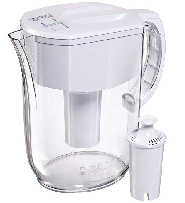 Brita Large 10 Cup Everyday Water Pitcher -
