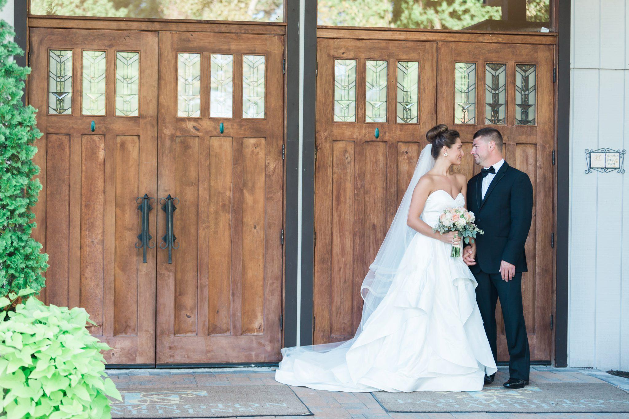 Julianna & Michael\'s Farmington Gardens Wedding | Connecticut ...