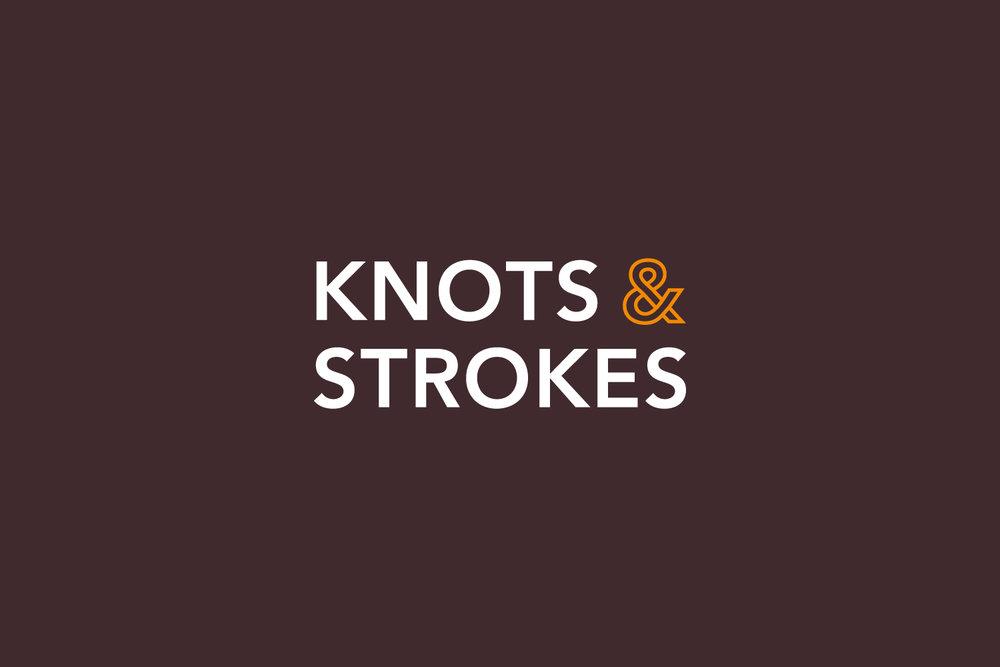 Knots & Strokes