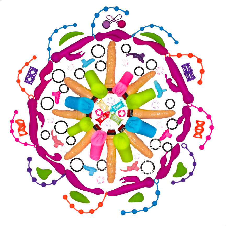 Toy Mandala
