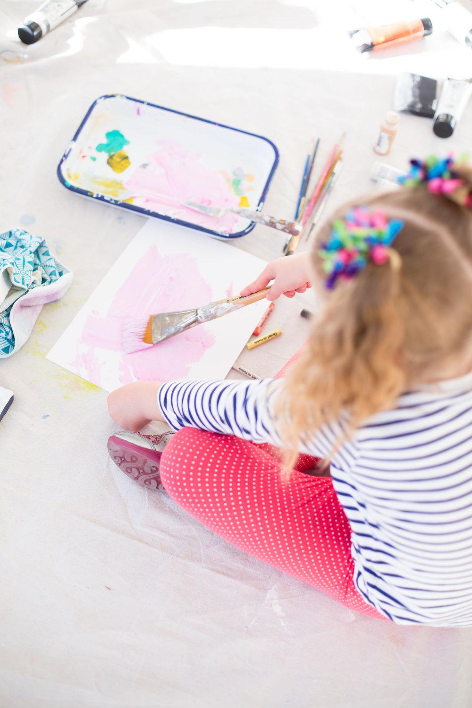 san-diego-branding-photographer-kids-painting-samantha-louise-marett-artist