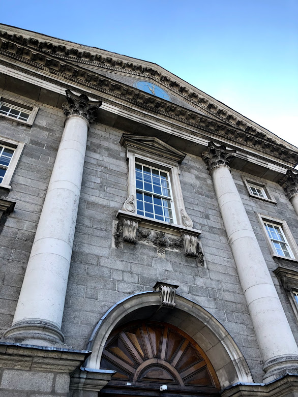 Trinity College Front Entrance