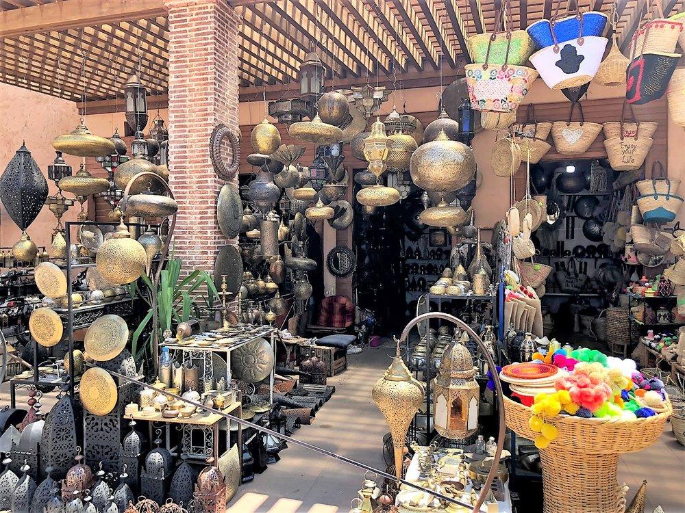 Medina, Marrakesh