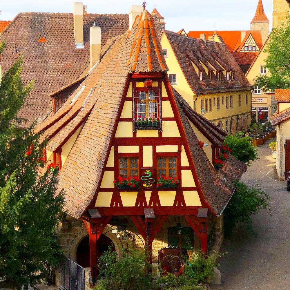 Sussigkeiten: Gerlachschmiede, Rothenburg ob der Tauber
