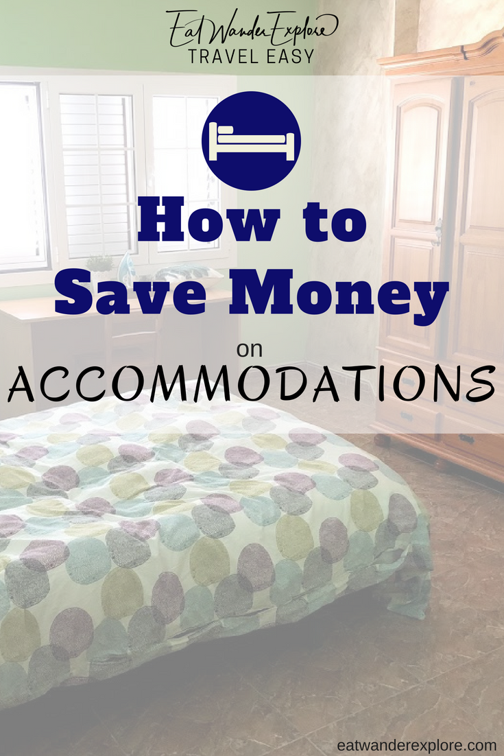 How to save money on hotels