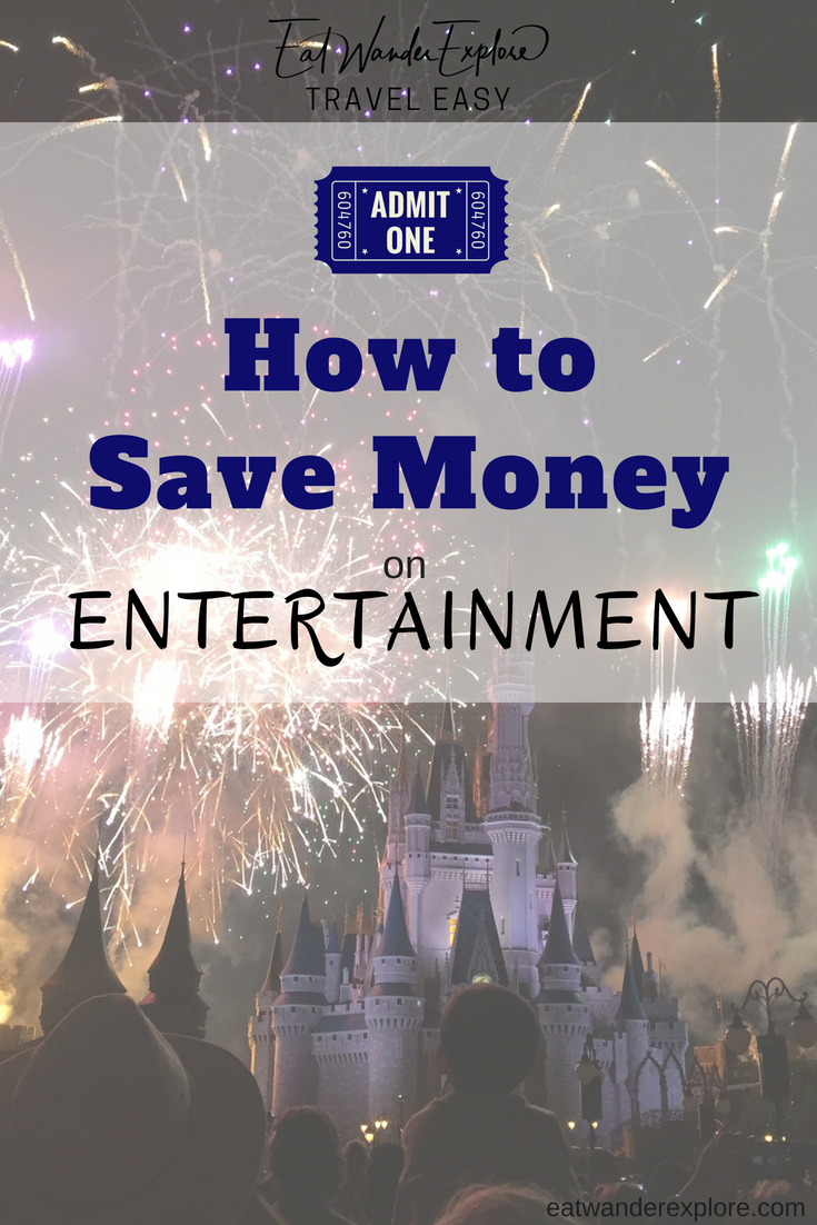 How to save money on fun