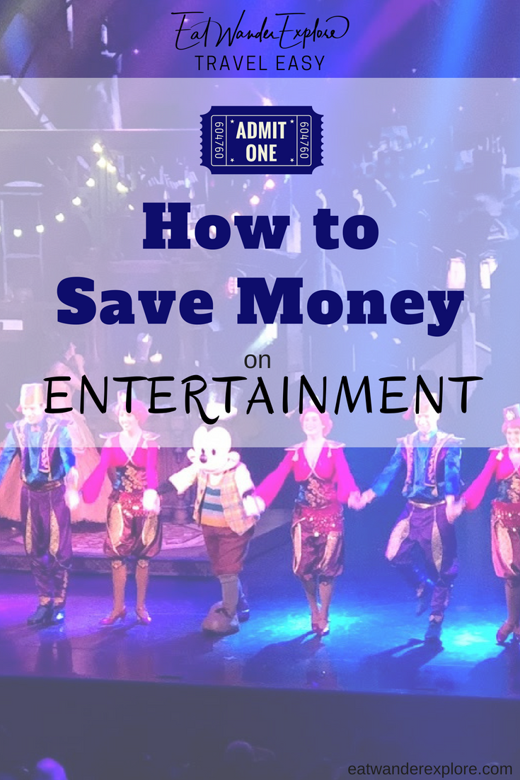 Travel Easy - How to save money on fun entertainment attractions