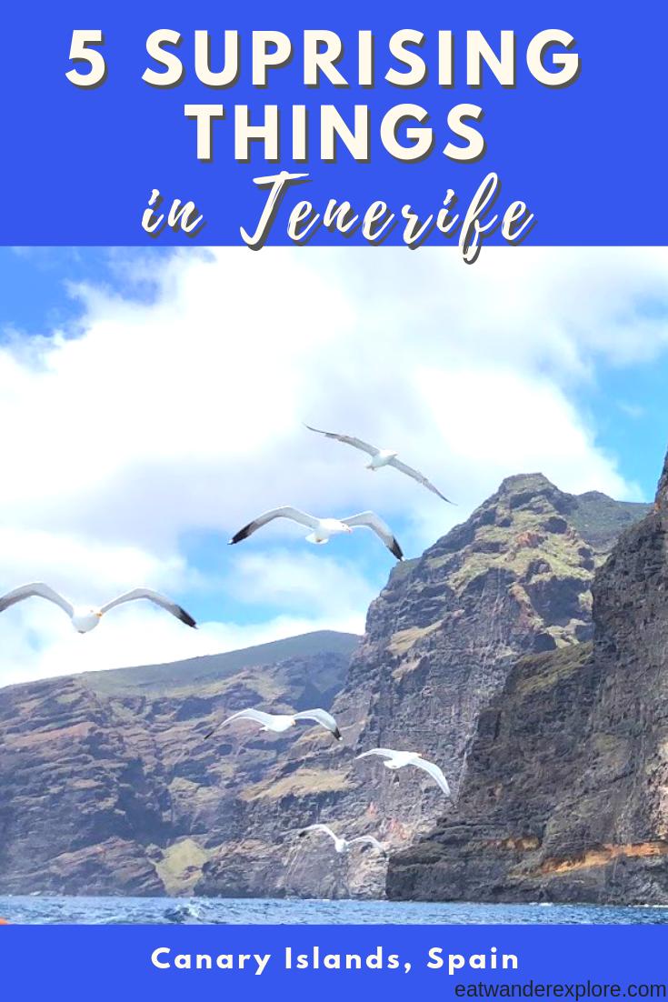 5 surprising things in Tenerife - EatWanderExplore