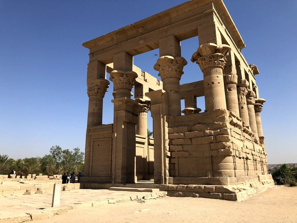 The Temple of Philae