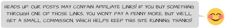 affiliate disclosure