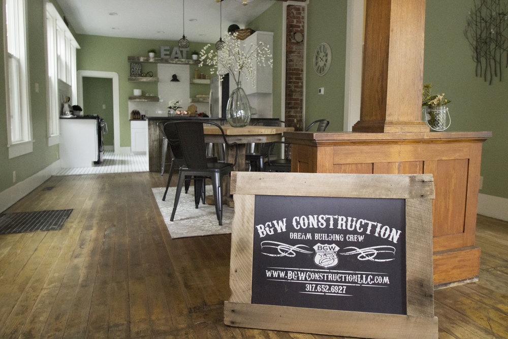 BGW Construction - Redemptions