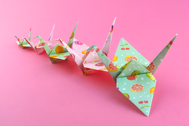 Origami Design Paper Oomomo.png