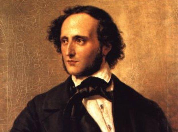Jakob Ludwig Felix Mendelssohn Bartholdy  (3 February 1809 – 4 November 1847) You can understand why he just went with Felix Mendelssohn…