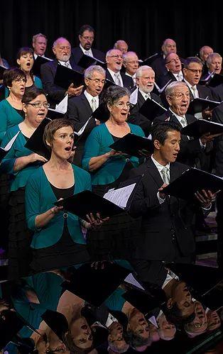 Sunshine Coast Oriana: Best choir EVER!