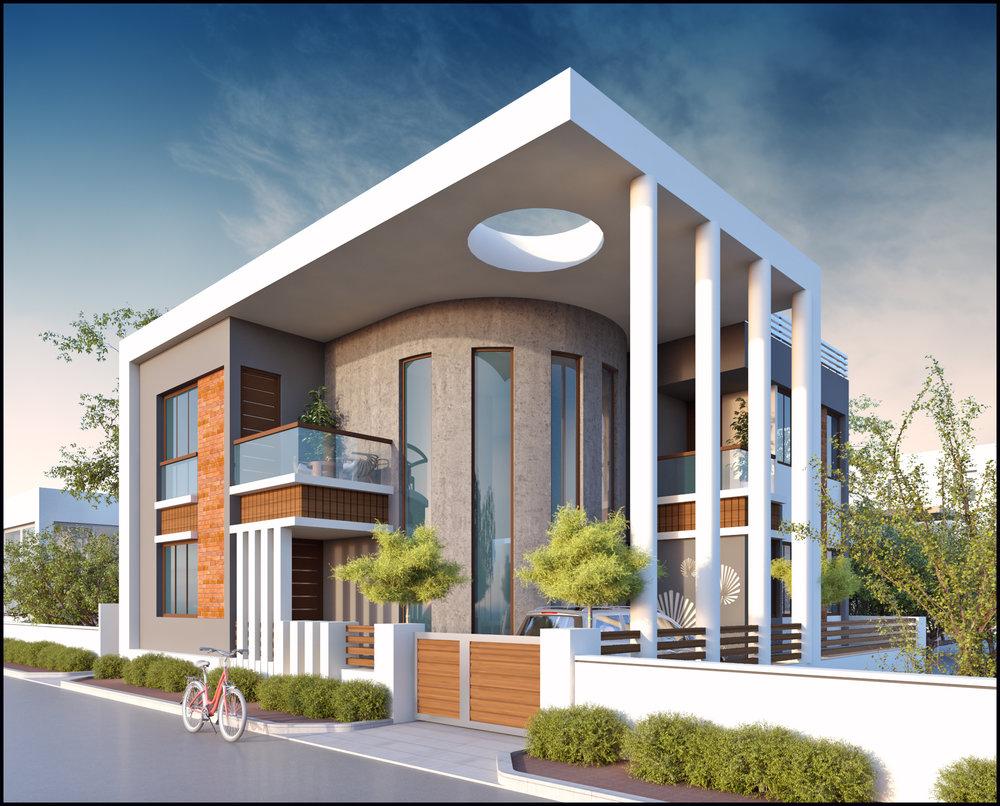Prakashbhai Residence
