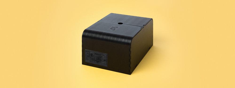 living hinge, laser cut, Laser engraved box, laser cut box, nike seeding kit, custom fabrication, portland