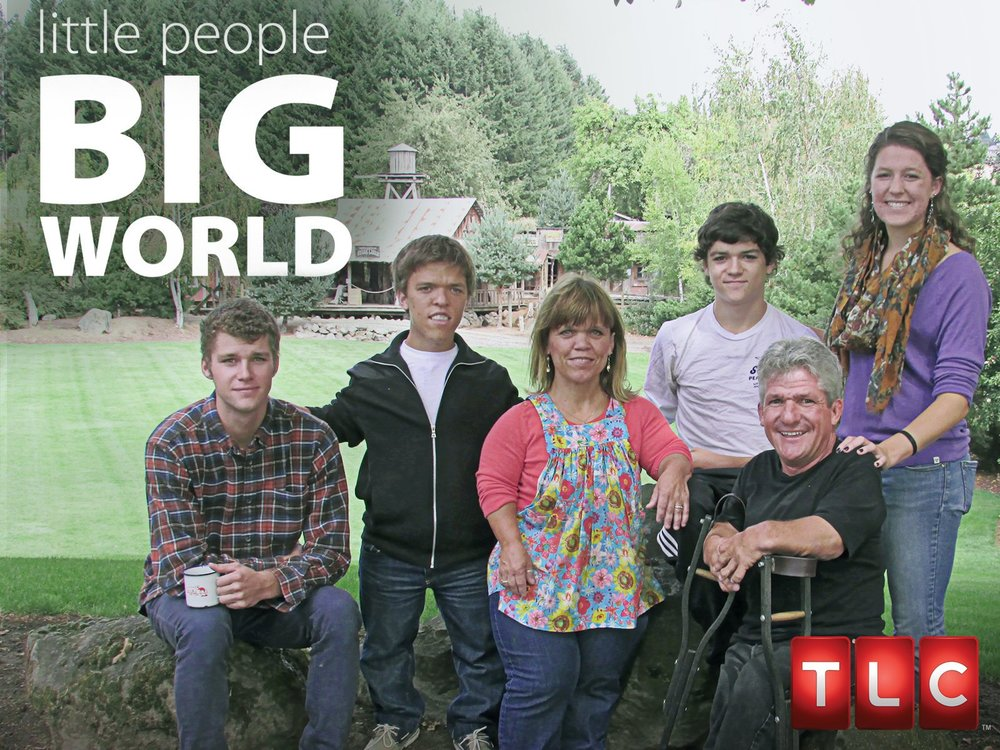 'Little People Big World' (TLC)