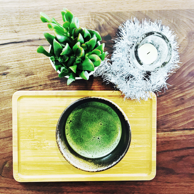 Traditional matcha tea from Midori Matcha, now open in Little Tokyo in Los Angeles
