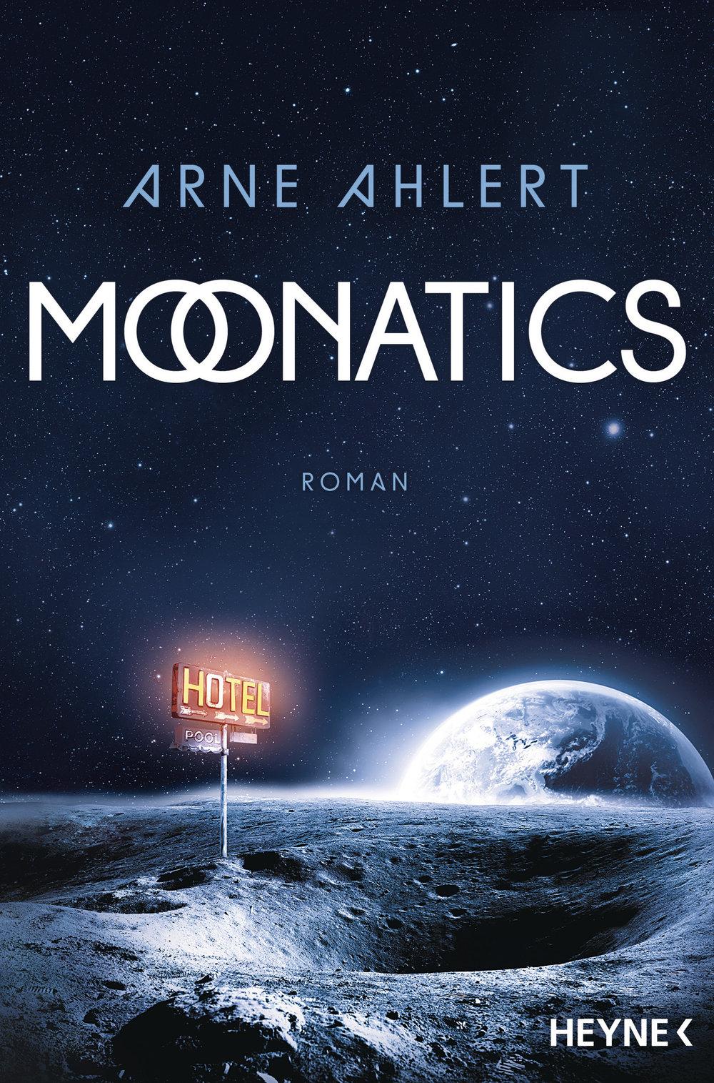 """""""Moonatics"""" war für mich einer jener Science- Fiction- Romane, bei sich die Frage stellt, ob das geschilderte Abenteuer vielleicht sogar irgendwann in einer ähnlichen Form möglich sein wird. Denn  Darian,  der Protagonist, unternimmt eine Reise zum Mond. Dort trifft er auf die Moonatics, die Menschen, die mittlerweile zum Mond ausgewandert sind, und entschließt sich, ebenfalls dort zu bleiben.    Meine Rezension findet Ihr hier."""