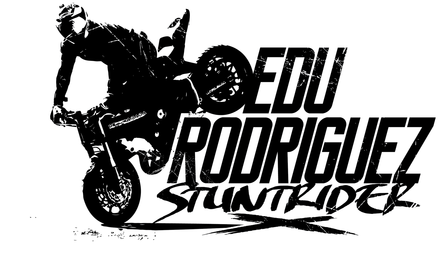 Edu Rodríguez STUNT RIDER | Professional Motorcycle Stunts Athlete