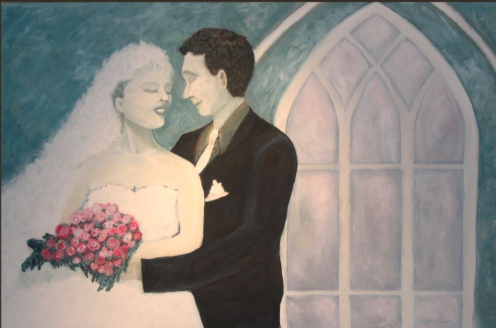 """The Wedding Couple"""