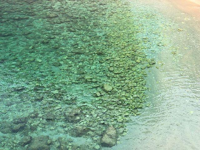Enjoy the clearest of water at this hidden beach in Port d'Andratx. . . . #portdandratx #infinitumvillas #villainfinitum #mallorca #secretbeach #beach #clearwater #travelphotography #turquoise #villaholiday #luxurytravel #luxuryvilla