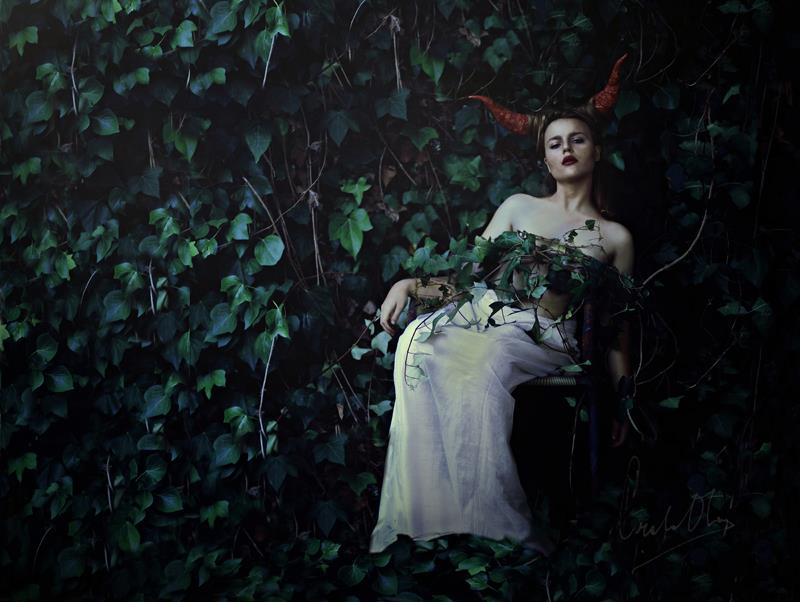 The Forgotten Queen - Cristina otero