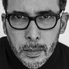 Mounir Fatmi Portrait