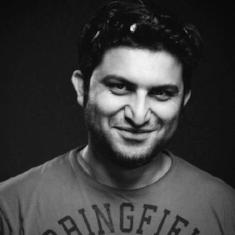 Jz Aamir Portrait