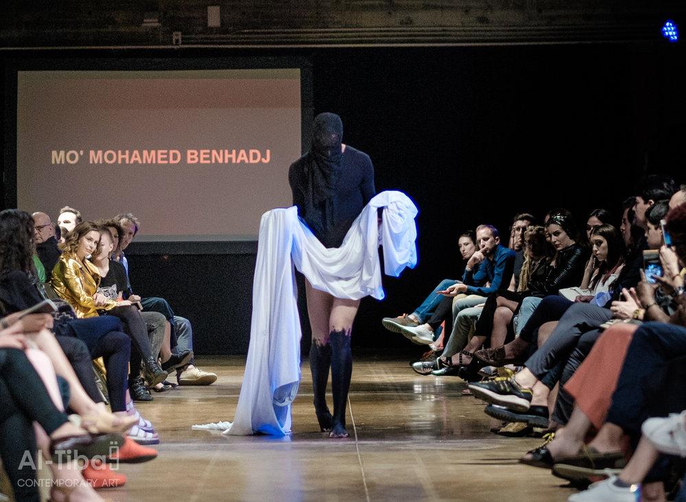Mo' Mohamed Benhadj - live performance photo by Luca Rossini