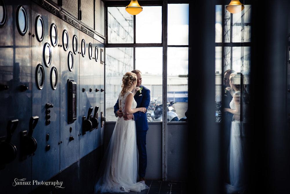 Sannaz Photography trouwen Van Nelle Fabriek (10).jpg