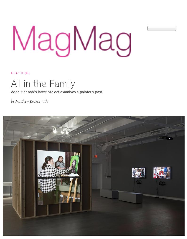 Magenta Magazine, 2014