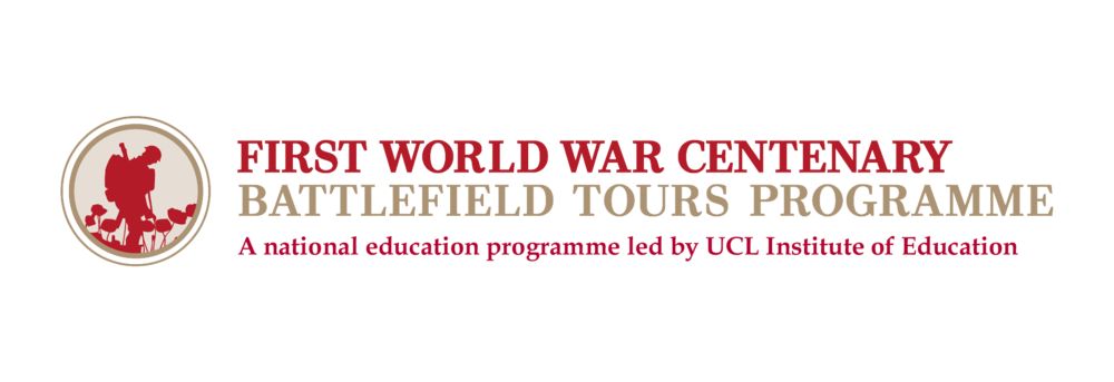 First world war battlefields logo.png