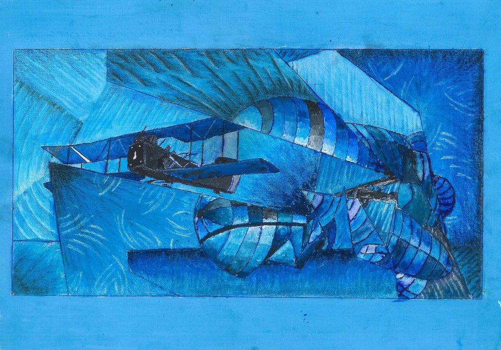 Fragmented Flight