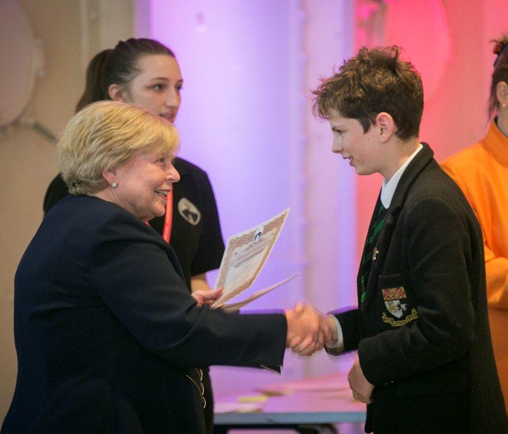 Sullivan Upper boy certificate.JPG