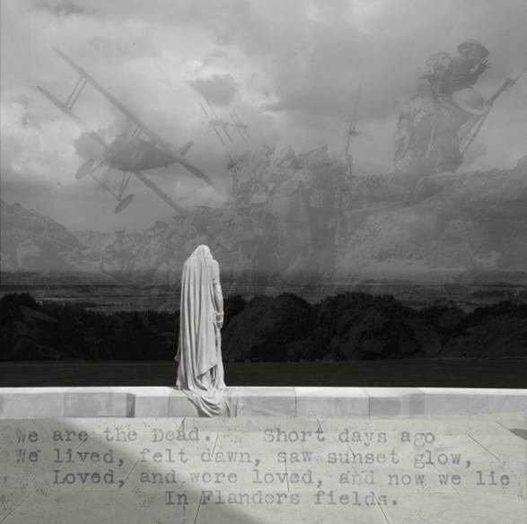 We are the Dead by Honey Marshall A79 3rd.jpg