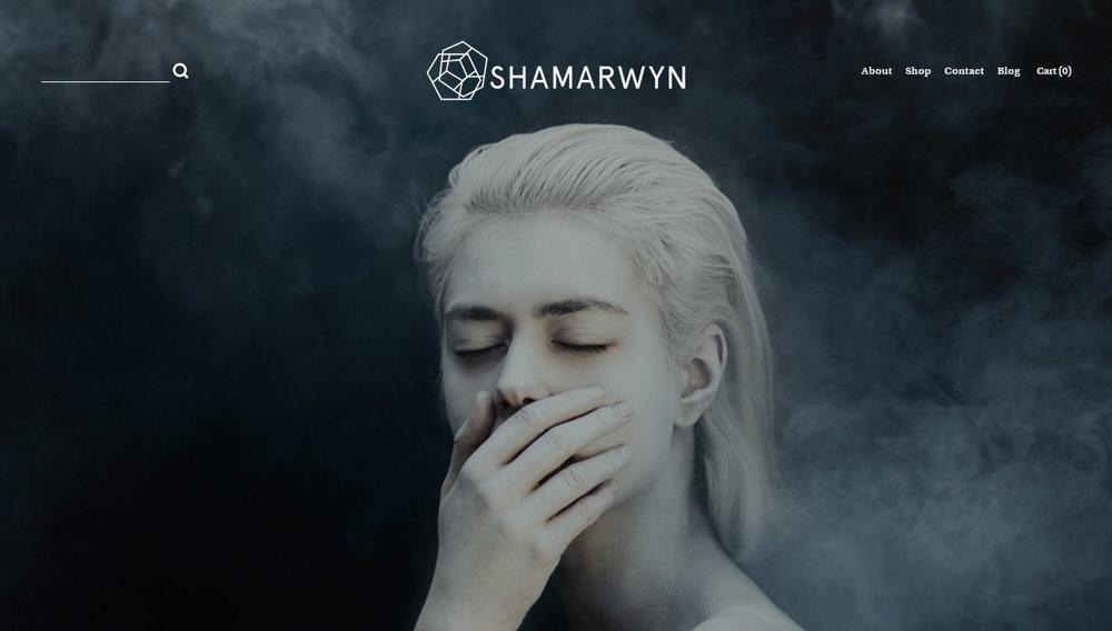 SHAMARWYN I Eva Goicochea - evacoicochea.com I Wed-Design