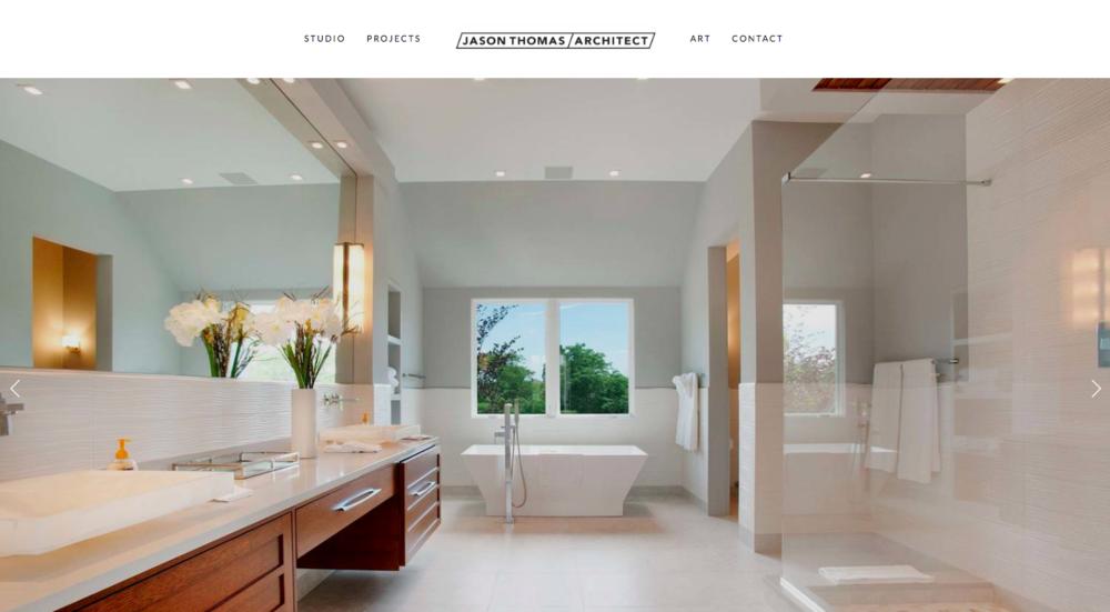 JASON THOMAS ARCHITECT I JPW Design