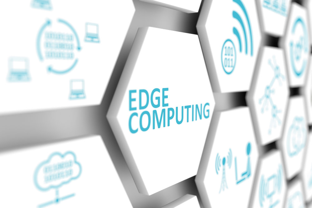 Edge Computing graphic CloudCooler IT cooling