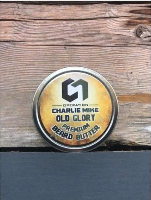 OLD GLORY BEARD BUTTER - $22.00