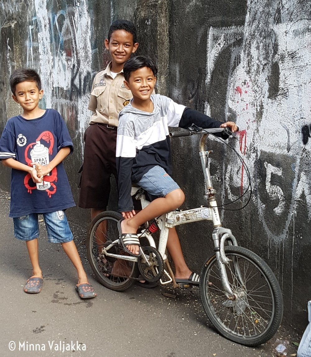 Jakarta October 2017