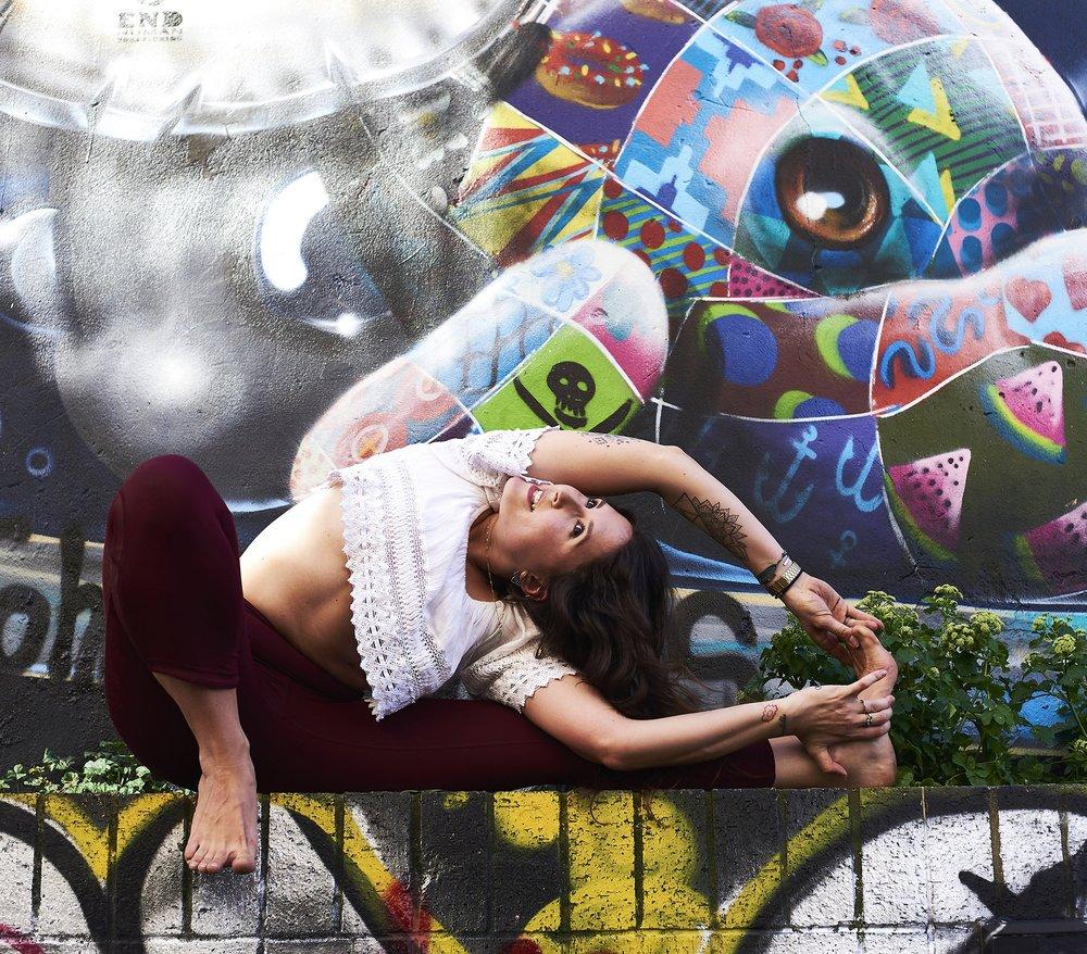 Suzie Hunter-Smith Yoga