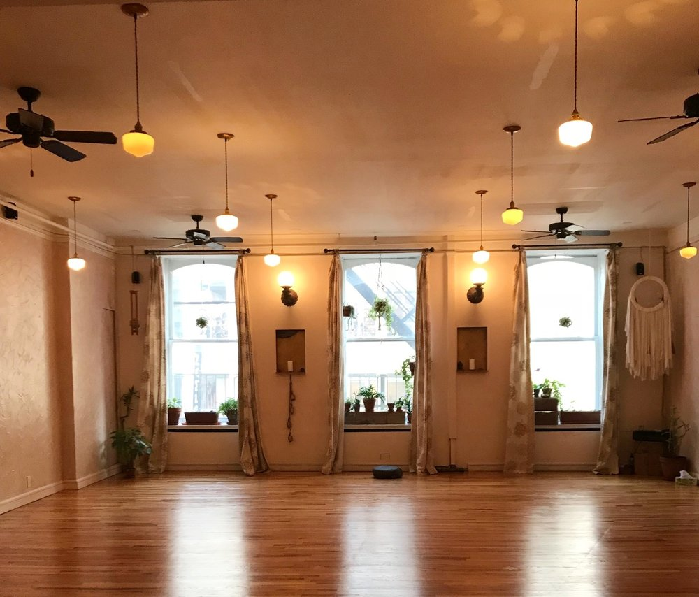 Kula Yoga Project New York