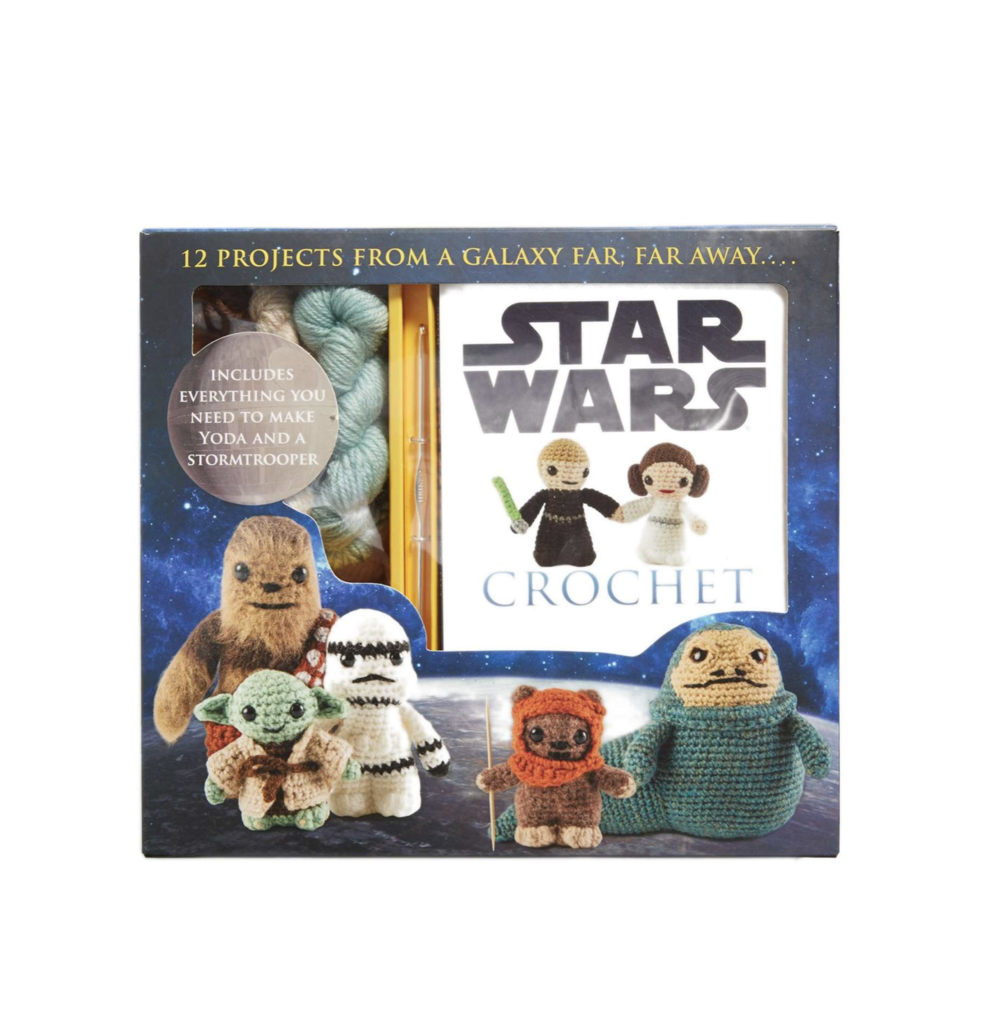 'Star Wars Crochet' Book & Kit